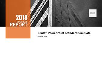 企业介绍项目计划产品发布工作PPT模板