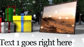 圣诞礼物相册