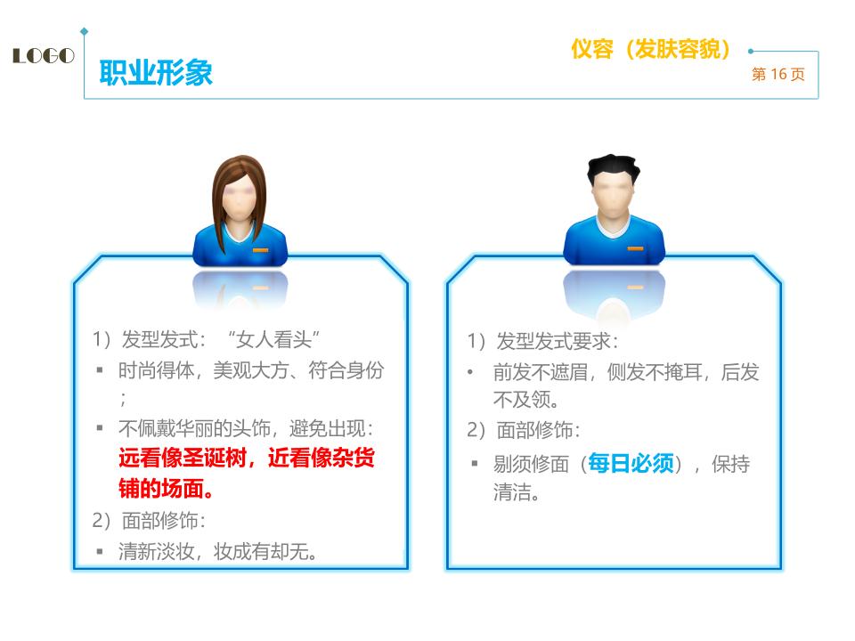 企业培训模板12